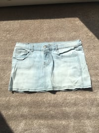 Women's blue denim skirt Winnipeg, R3J 0R2