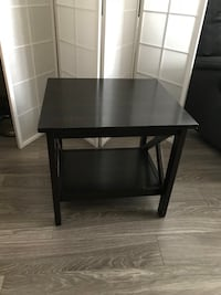 Wooden side table Los Angeles, 90015