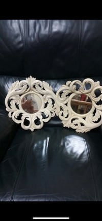 white and black floral wall decor Hialeah, 33013
