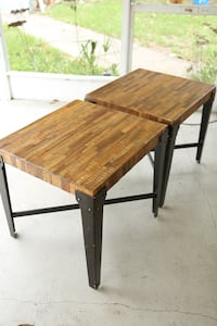 High quality wooden end tables Bradenton, 34208