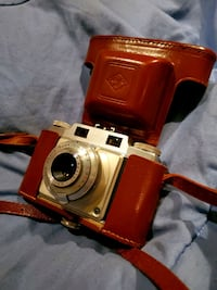 Antique made in Germany camera