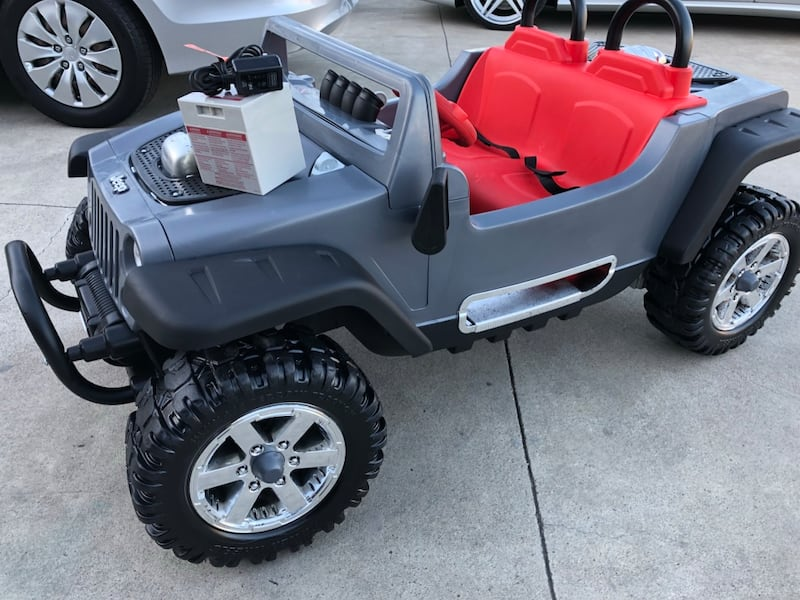 Used Jeep Hurricane Extreme Power Wheels For Sale In Westminster
