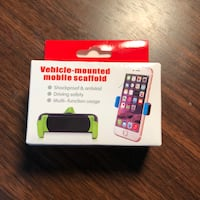 Brand new!!!  Car mounted cell phone holder Hialeah, 33015
