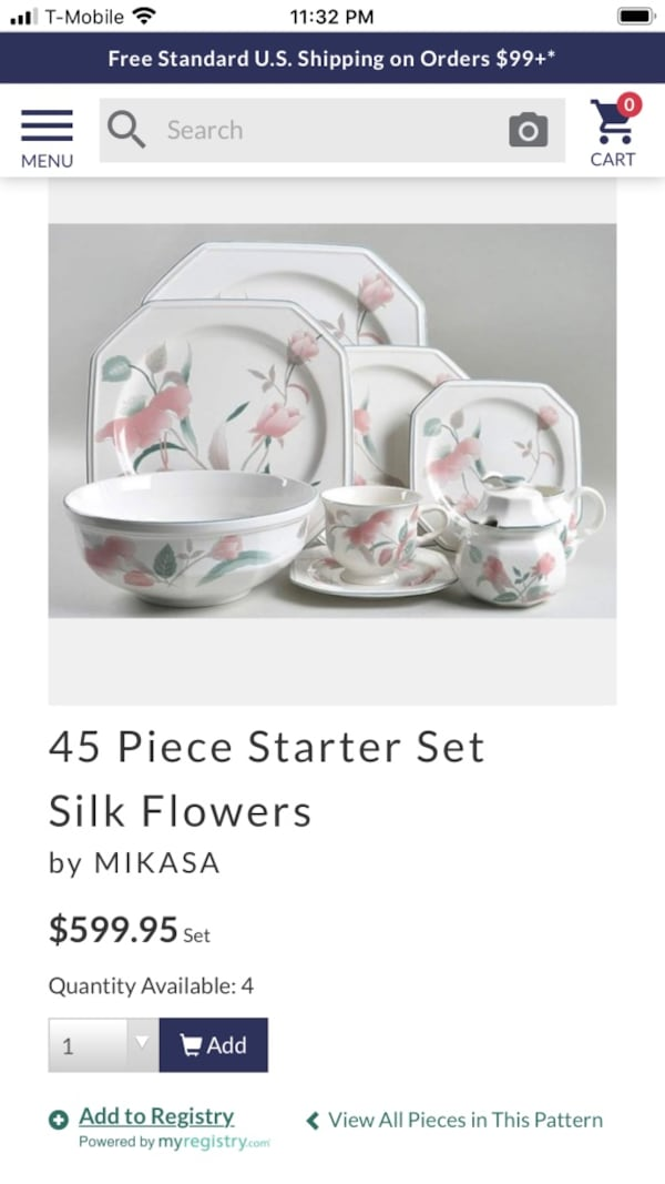 Vintage mikasa large china set 8c4d602f-cd36-4287-87b2-2e0a52c90a14