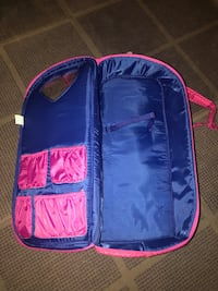"""18"""" doll backpack carrier & storage Cambridge"""