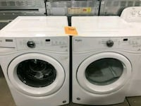 NEW WHIRLPOOL NATURAL GAS WASHER AND DRYER SET $12 Hempstead, 11550