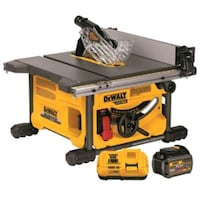 DeWalt table saw and chain saw!  Arlington, 22202