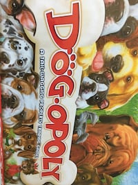 DOG-OPOLY BOARD GAME Cottondale, 35453