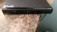 black Sony DVD player with remote Calgary, T2B 3C2