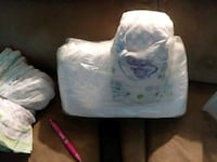 46 size 2 diapers 42 pampers and 4 luvs Kansas City, 66109