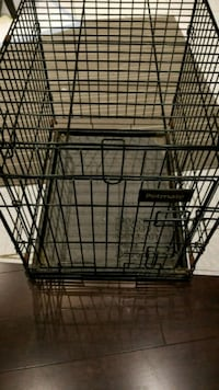 Foldable Small dog or cat cage Brampton, L6T 1N3