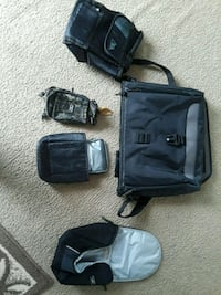 Computer bag and 3 lunch bags DS bag Clarksville, 37040