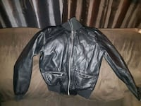 outer edge womans leather jacket Kitchener, N2B 2L3