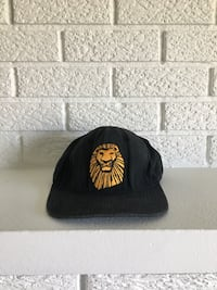 1997 Lion King Broadway Musical Hat Bloomington, 55437