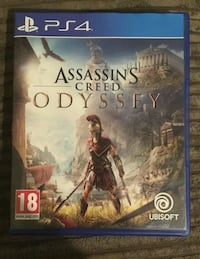 Assasins creed odesey