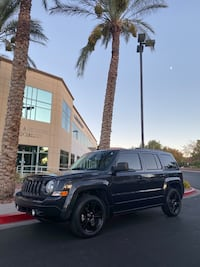 2015 Jeep Patriot Henderson