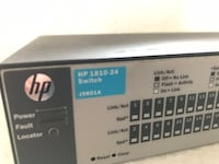 HP 1810-24G 24 Port 1000Mbps Akıllı Switch