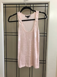 Armani Exchange tank top. Size small in very good condition  Surrey, V3S 2P4