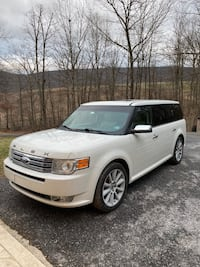 2009 Ford Flex LIMITED AWD Crystal Spring, 15536