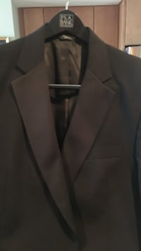 Black tuxedo with trousers 46L practically new Norfolk, 23504