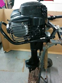 Letgo aircooled 5hp briggs and st in merritt island fl for Air cooled outboard motor kits