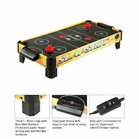 "If the ad is up ITS AVAILABNIB 40"" tableair hockey"