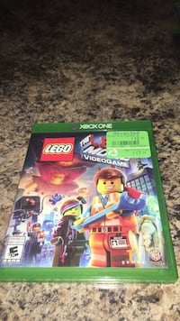 The LEGO movie game Xbox one Spruce Grove, T7X 4N2