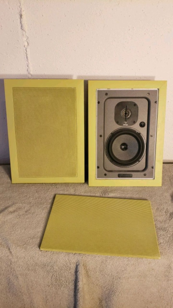 Focal-JMlab Cache 406 In Wall Speakers