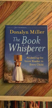 The Book Whisperer Ames, 50014
