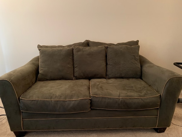 Used 3 seater fabric couch