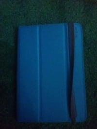 blue and black leather tablet case Dale City, 22193