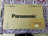 This is brand new 32 inch LED TV of panasonic.  201301, 201301