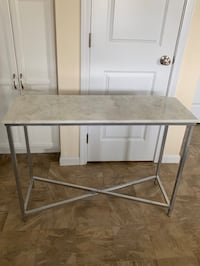 Pier1 Marble Console table