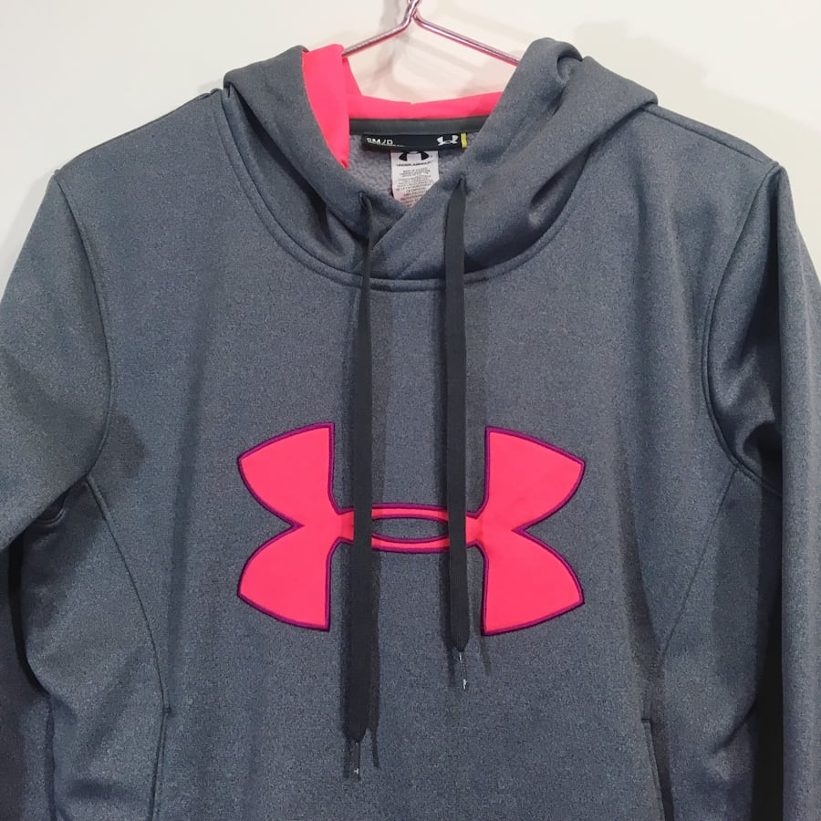 Under Armour Womens Hoodie Size Small Grey Clothing Fall Sweater 31f57bd3-773d-4d4f-9295-3bf5900ba4c6