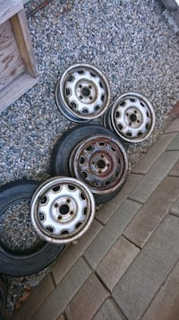 "13"" steel wheels Okanagan Falls, V0H 1R0"