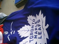 Signed jersey Offical Leafs Frederic Andersen size Large  Toronto