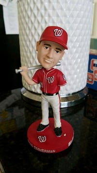 Zimmerman 2010 Bobble head  Alexandria, 22302