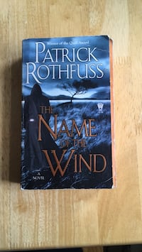 The Name of the Wind (Patrick Rothfuss) Trondheim, 7068
