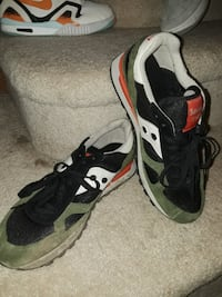 Saucony Shadow Shoes Vacaville