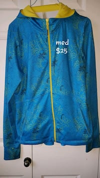 blue and black zip-up jacket Lower Sackville, B4C 3H7