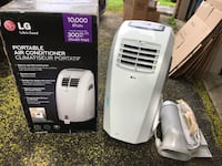Portable Air Conditioner A/C (almost NEW) Mississauga, L5K 1H2