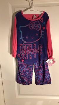 Size 4/5 New, Hello Kitty  Toronto, M3M 1W4