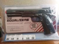 The Equalizers airsoft pistol