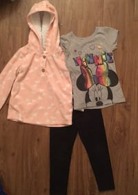 Complete set of clothes for 3T Girls West Des Moines, 50266