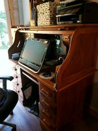 Roll top Desk  Shawnigan Lake, V0R 2W5