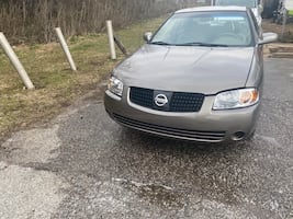 2004 Nissan Altima 2.5 MT