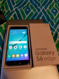 32 gb samsung s6 edge locked to rogers Winnipeg