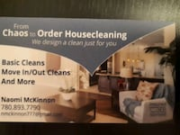 Housecleaning designed for you! Edmonton