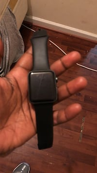 Apple Watch series 2 42mm Black  Washington, 20020