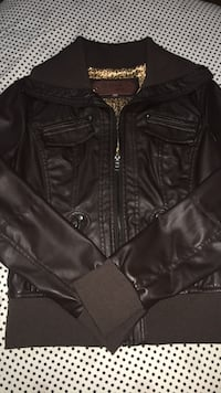 Brown Leather Jacket Alexandria, 22306